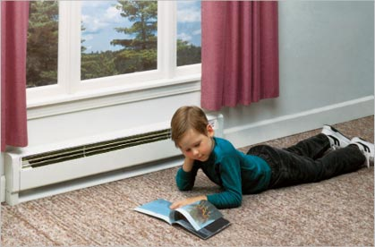 vancouver electrician for baseboard heaters