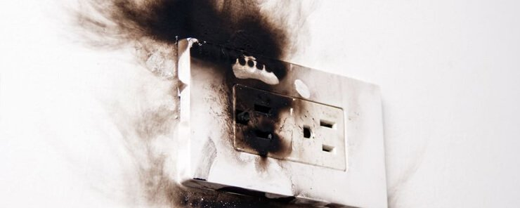 How dangerous is old electrical wiring? on