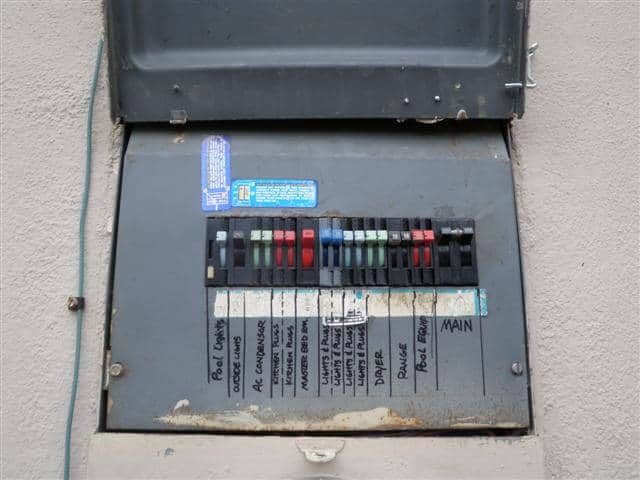 Old Zinsco Electrical Panel on Electrical Wiring Codes
