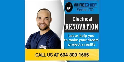 electrician for home renovation vancouver