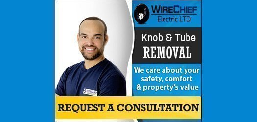 knob and tube electrician vancouver