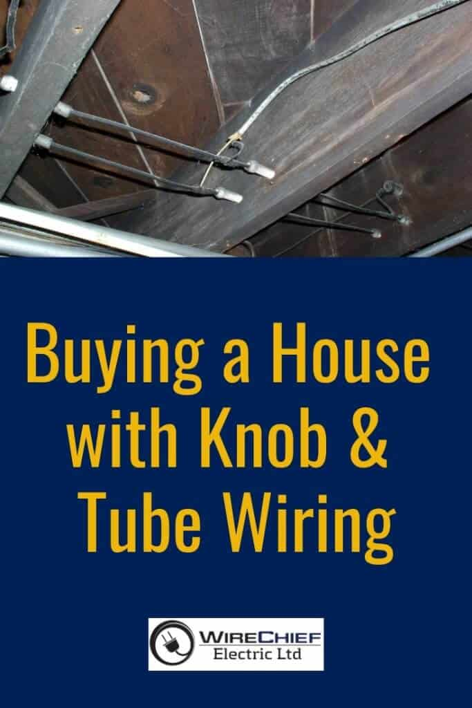 Buying a House with & Tube Wiring on