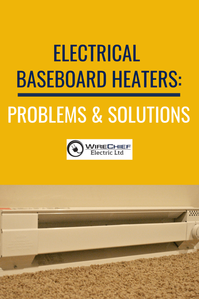 Electrical-baseboard-heaters-problems-solutions