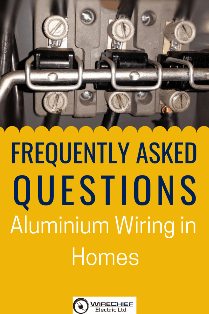 Aluminum Wiring In Homes  U2013 Answers To Common Questions