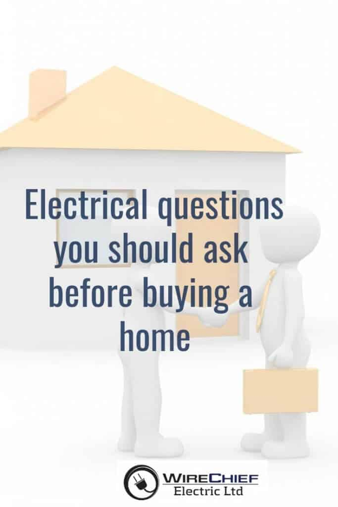 Admirable Electrical Questions I Wish Everyone Asks Before Buying A Home Wiring Digital Resources Counpmognl