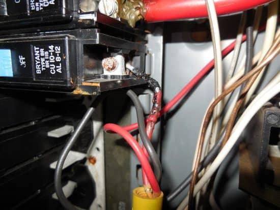 aluminum wiring fire risk