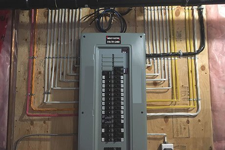 electrical panel upgrade vancouver electrician