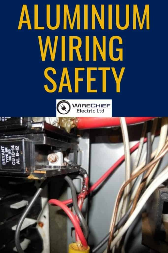 How to Make Aluminum Wiring Safe Aluminum Wiring on