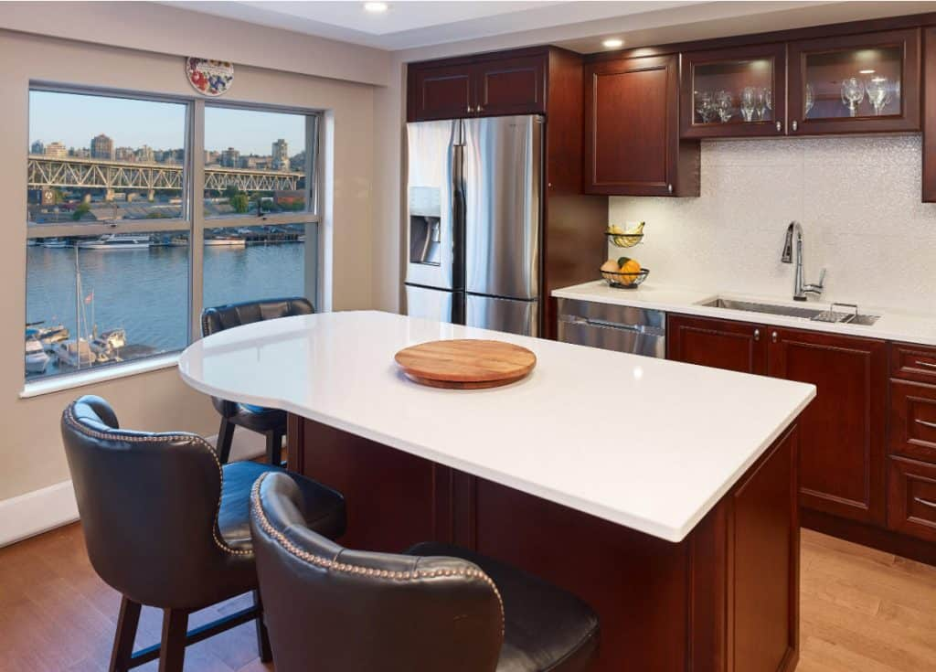 harbour vancouver full condo renovation electrician