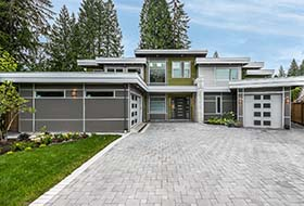 Custom Home New Build North Vancouver - Vancouver Electrician Vancouver Contractor
