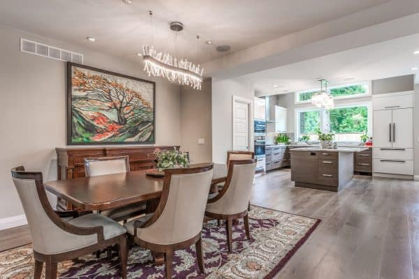 Custom Home New Build North Vancouver - Vancouver Electrician Contractor - WireChief Electric - Vancouver Electrician