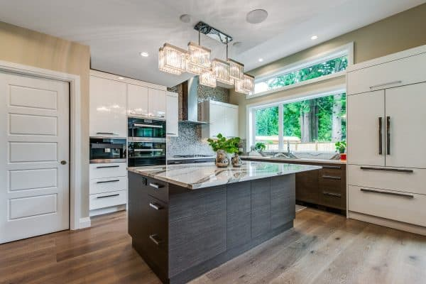 Custom Home New Build North Vancouver - Vancouver Electrician Contractor - WireChief Electric