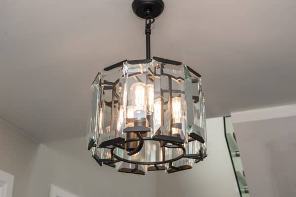 Custom Home New Build North Vancouver - Vancouver Electrician Contractor - Light installation - WireChief Electric