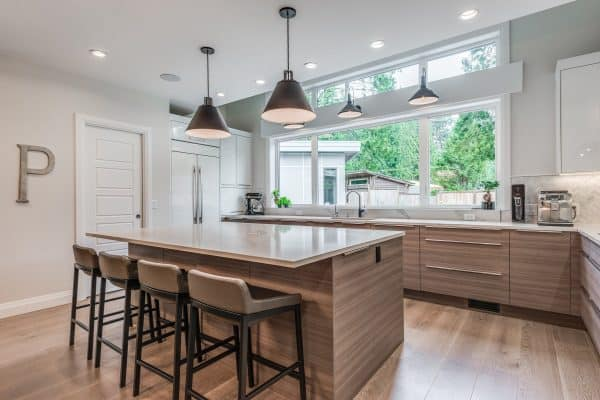 Custom Home New Build North Vancouver - Vancouver Electrician Contractor - Electrical contractor vancouver
