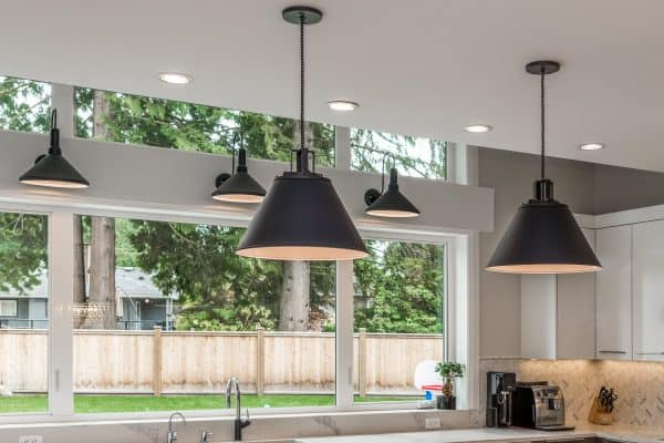 Custom Home New Build North Vancouver - Vancouver Electrician Contractor - WireChief Electric - new house wiring vancouver