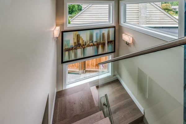 Custom Home New Build North Vancouver - Vancouver Electrician Contractor - Electrician new construction vancouver -wirechief electric