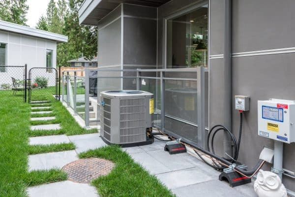 Custom Home New Build North Vancouver - Vancouver Electrician Contractor - generator installation - wirechiefelectric