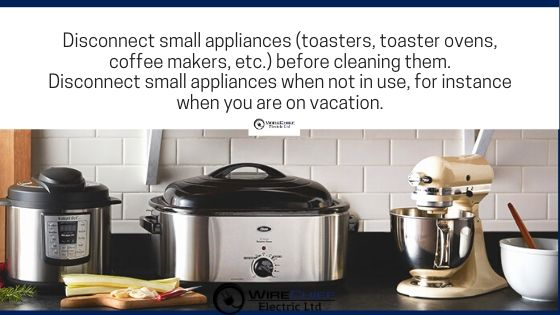 kitchen appliance safety
