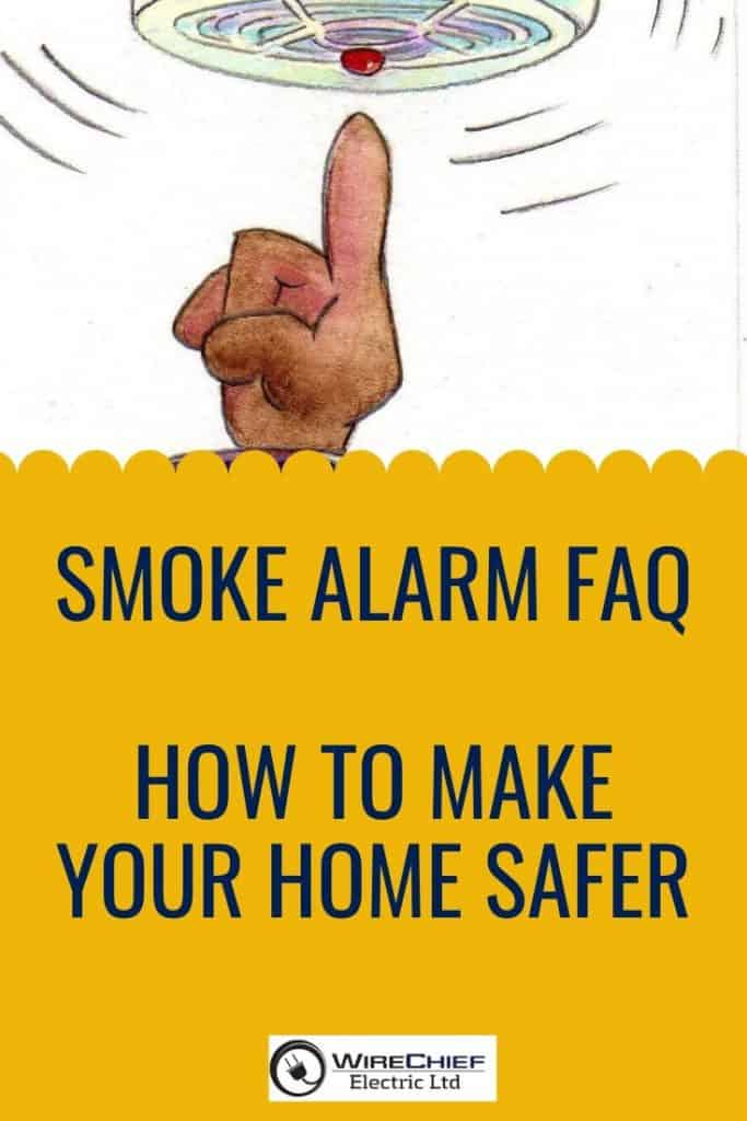 How To Make Your Home Family Safer-Smoke Alarms Popular FAQ