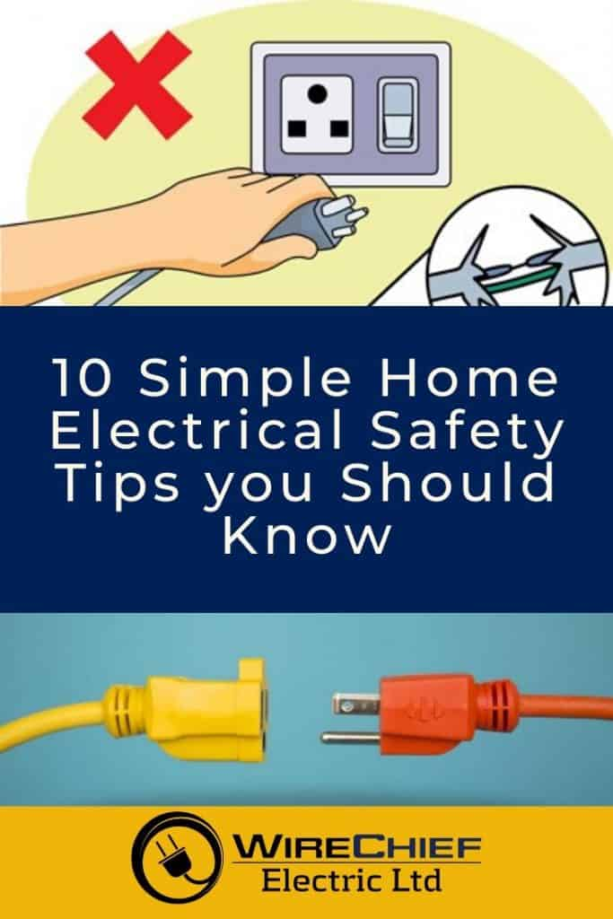 10 Simple Home Electrical Safety Tips You Should Know