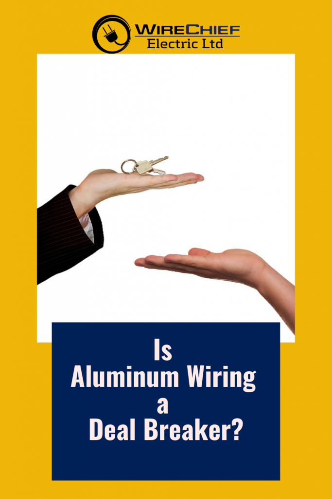 is it OK to buy a house with aluminum wiring?