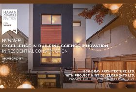 passive home vancouver electrician award winning