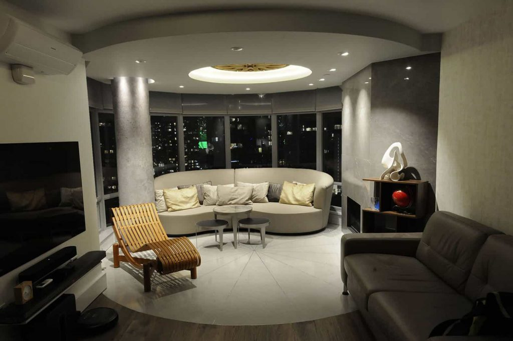 downtown condo renovation vancouver electrician