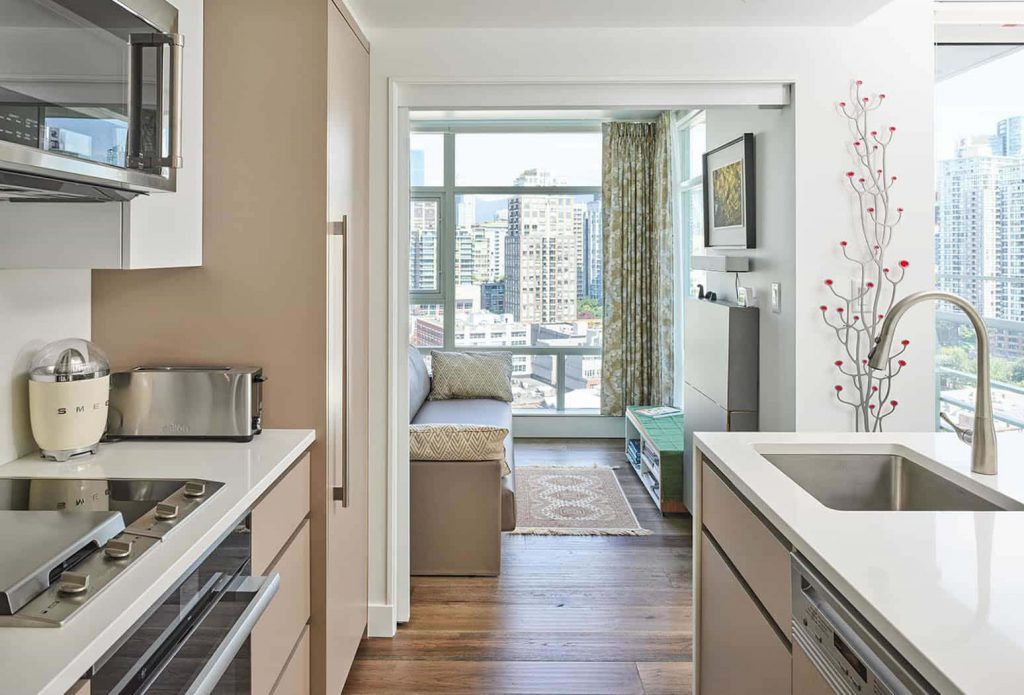 electrician for condo renovation downtown vancouver