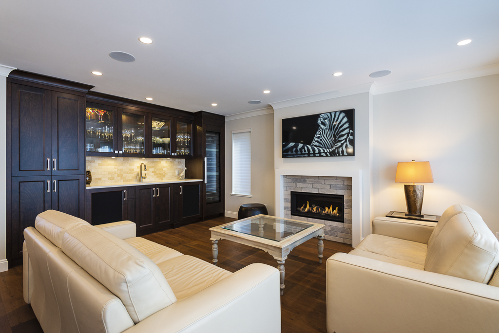 lighting installation home renovation Vancouver electrician