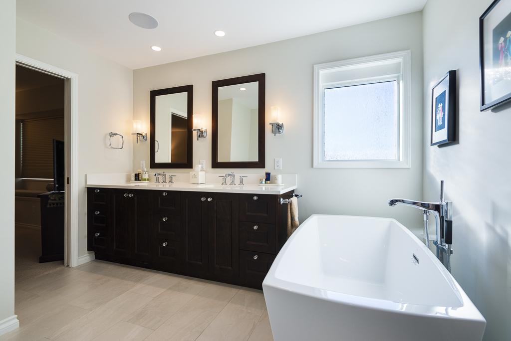 bathroom reno electrician Vancouver